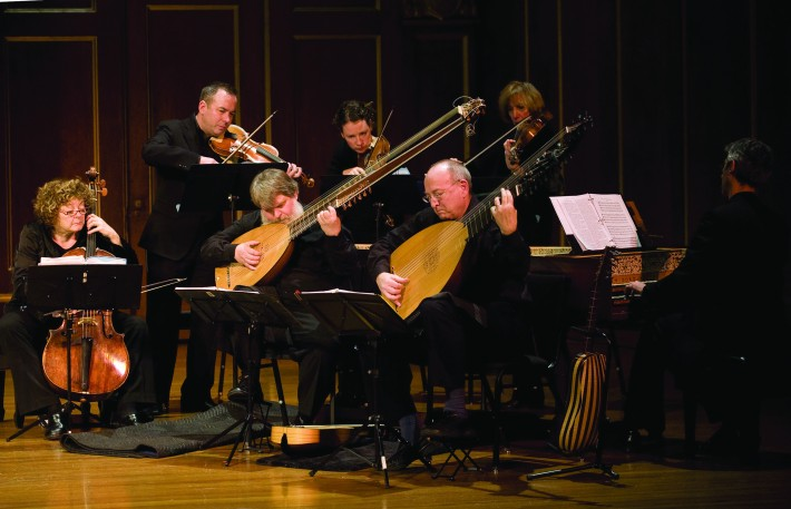 Bostom Early Music Festival Chamber Ensemble