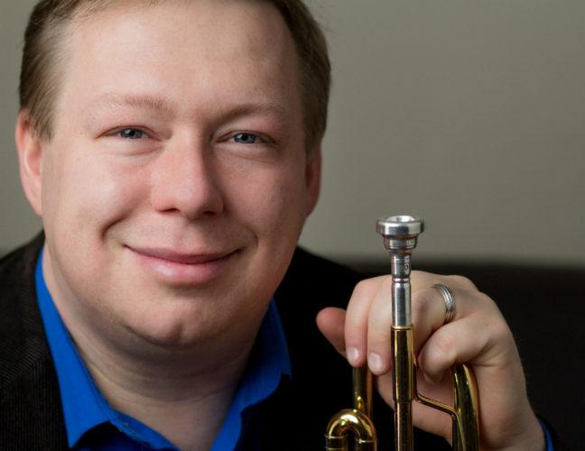 Brian Shaw Baroque Trumpet