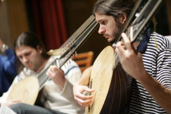 ESM Collegium - Lute Players