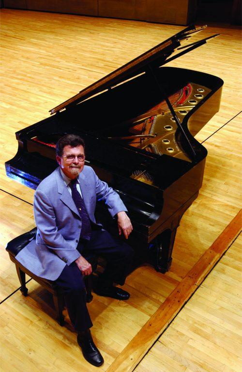 The Faculty Artist Series Presents Bill Dobbins Piano Eastman School Of Music