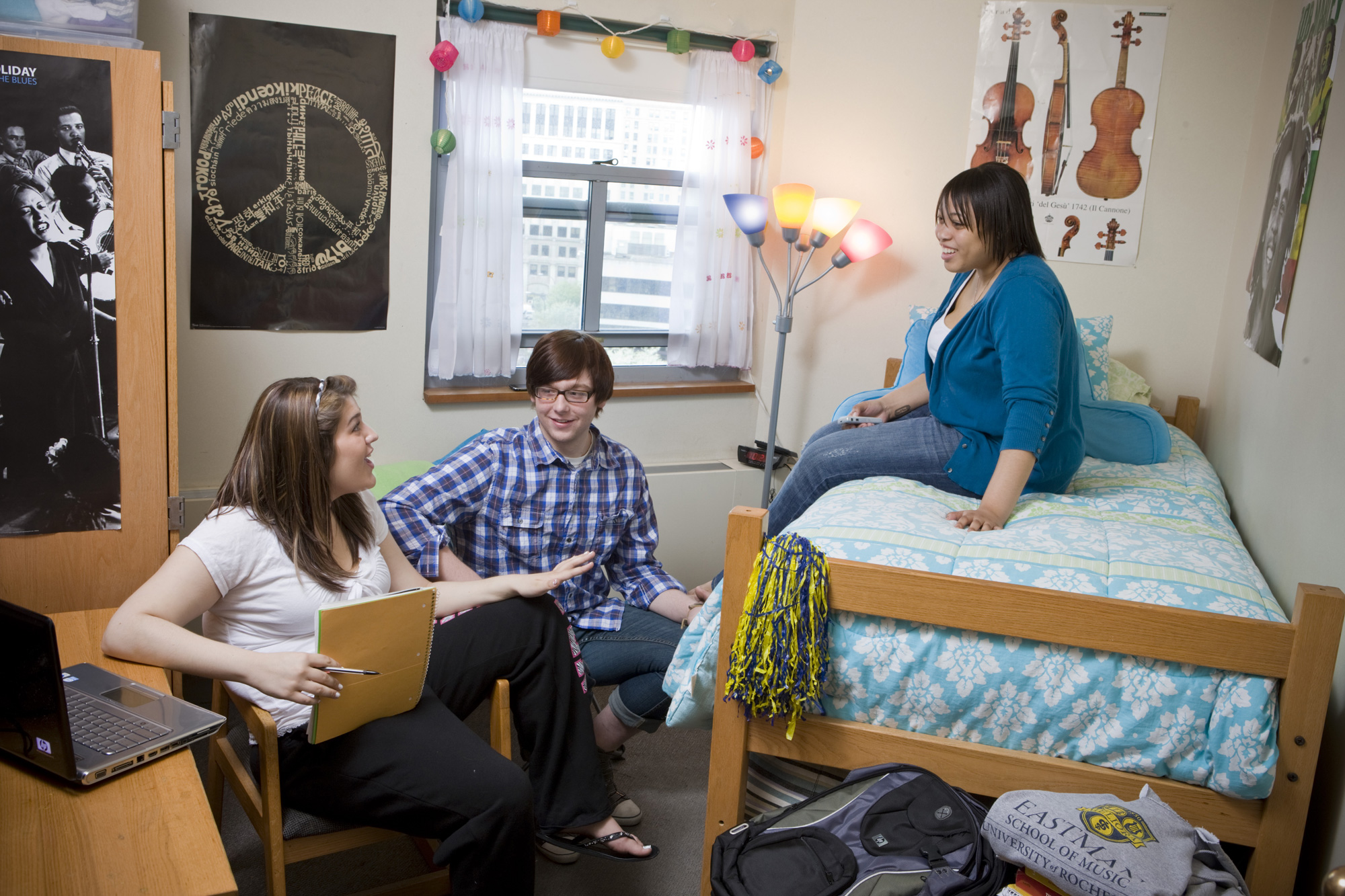 stress in students lives and living in the dorms Factors related to financial stress among college students stuart heckman ohio state education and student life administrators are becoming increasingly concerned.