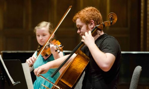Eastman Community Music School Spring Festival Concerts 2016