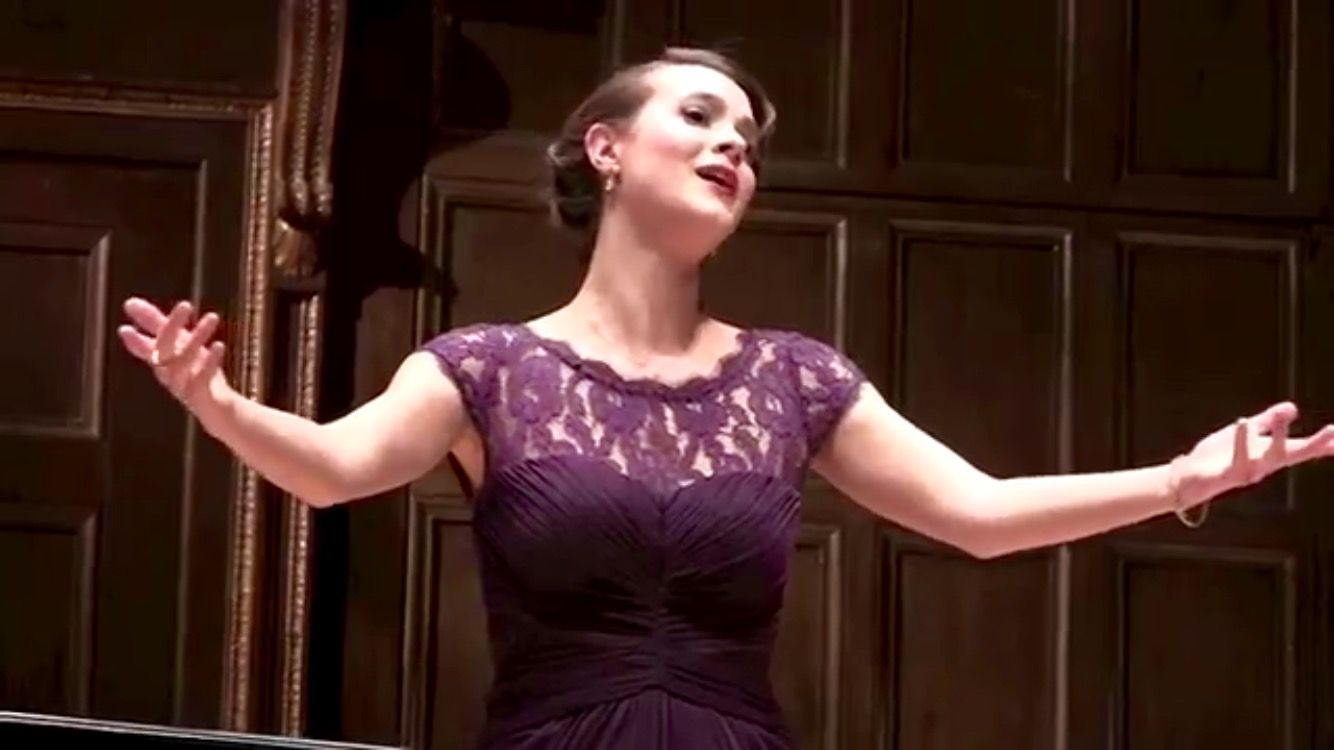 Friends of Eastman Opera 2016 Voice Competition Winners: Part One