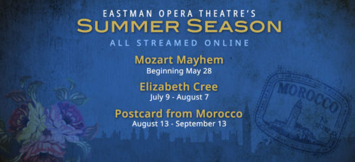 Image of Opera Theater Summer Season poster