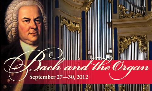 EROI 2012 Bach and the Organ