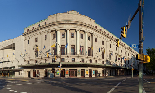 Eastman Theatre Panoramic View