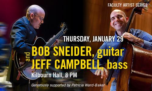 Bob Sneider, Jeff Campbell