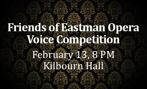 Friends of Eastman Opera