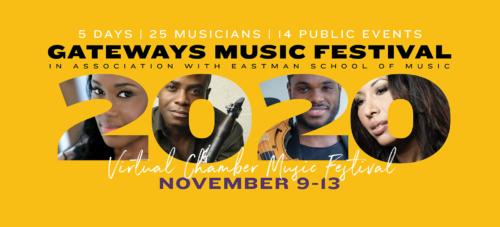 Gateways Music Festival poster