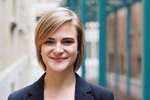 Guest blogger Hannah Pearson