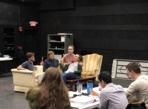 Eastman Opera Theatre audition