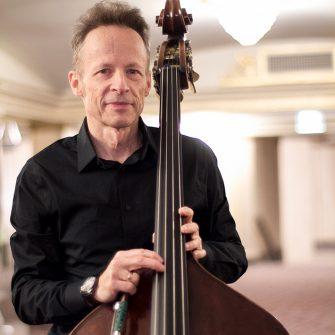 James VanDemark with Koussy Bass