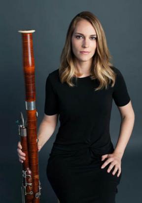 bassoonist Kara LaMoure '10E