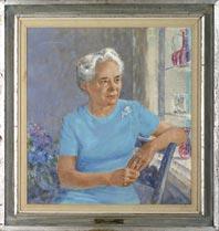 Flora Burton Larson Eck