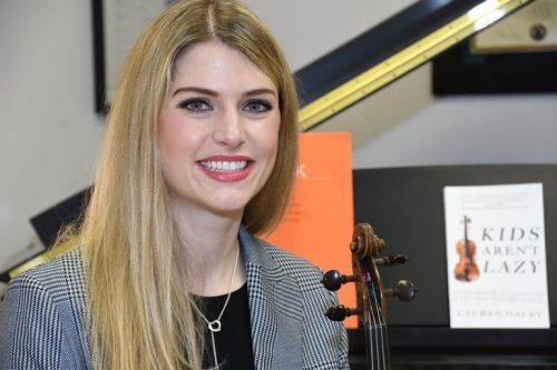 Lauren Haley '13E