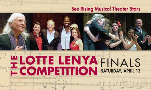 Lotte Lenya Competition 2013