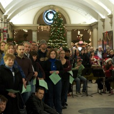 Main Hall (Holiday Sing 2008)