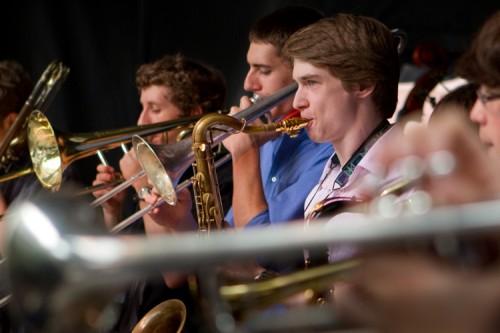 Tenor saxophonist Matthew Sieber-Ford
