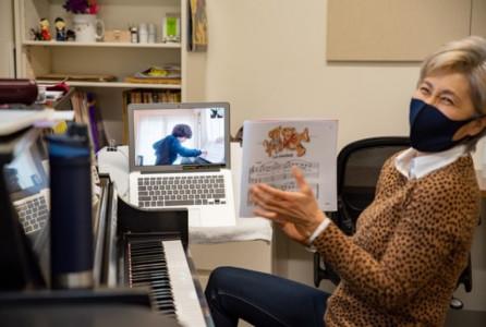 Eastman Community Music School  lesson