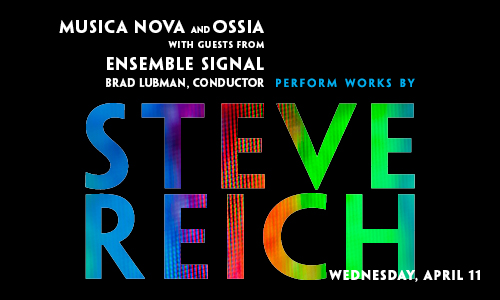 Signal with Musica Nova and Ossia