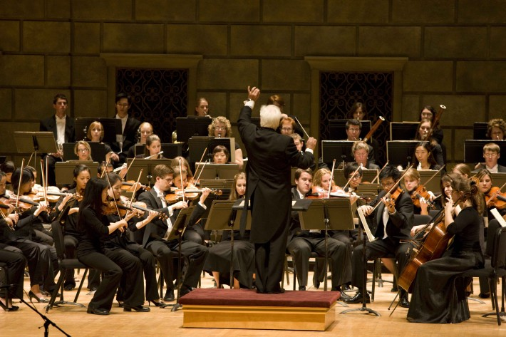 Eastman Philharmonia, Eastman School Symphony Orchestra