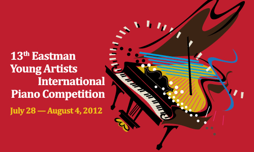 2012 Eastman Young Artists International Piano Competition