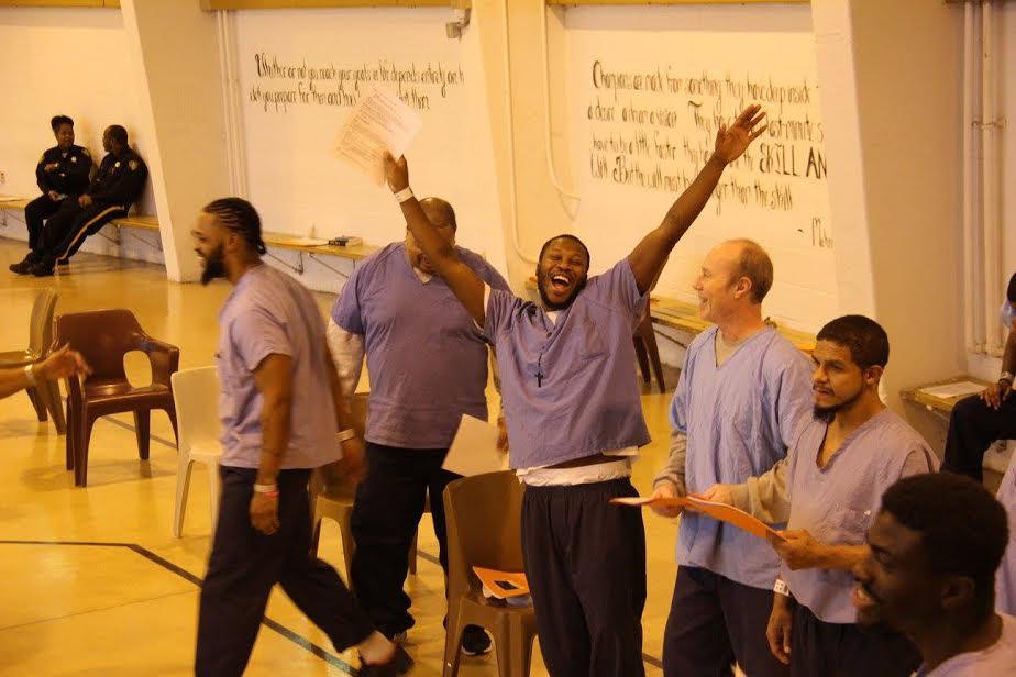 Image result for prisoners in school