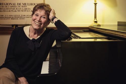 Rita Shane (photo by Tomas Flint for Post magazine)