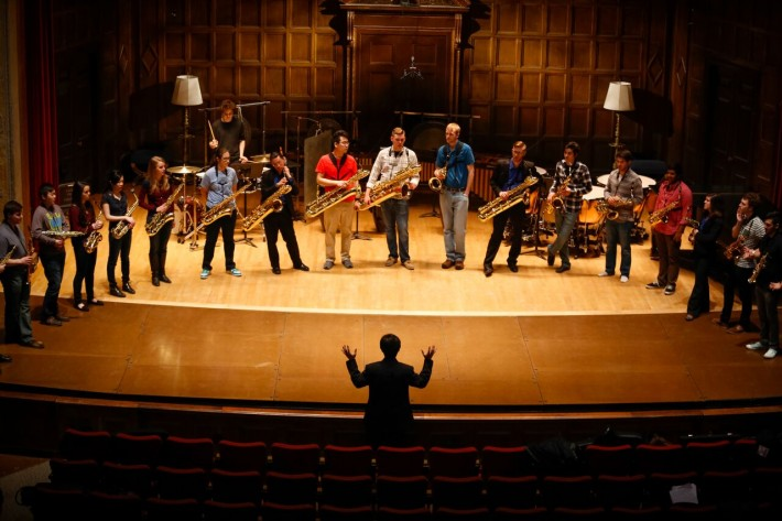 Eastman Saxophone Project