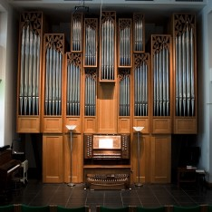 Schmitt Organ Recital Hall