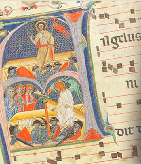 Medieval Music Manuscripts image