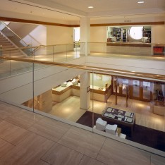 Sibley Music Library Interior