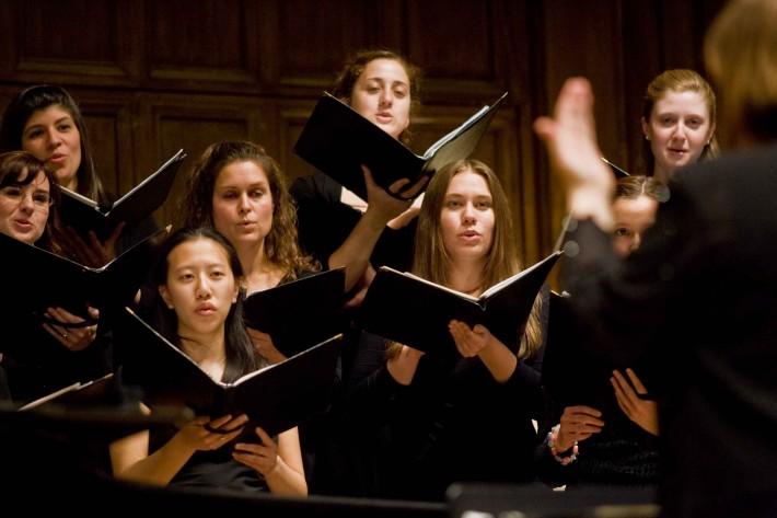Wome's Chorus