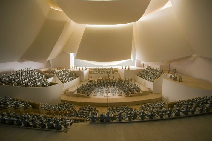 Miami's New World Center