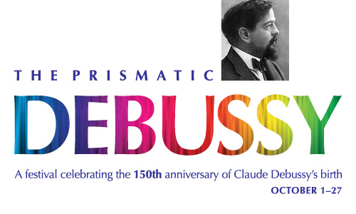 Prismatic Debussy Festival