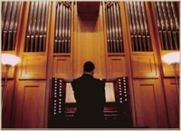 Organ at Eastman