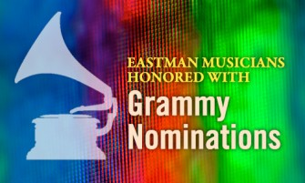 Several graduates have been nominated in the 59th GRAMMY Awards competition.