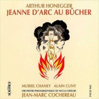 Honneger CD Cover