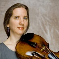 Portrait of Violist Melissa Micciche