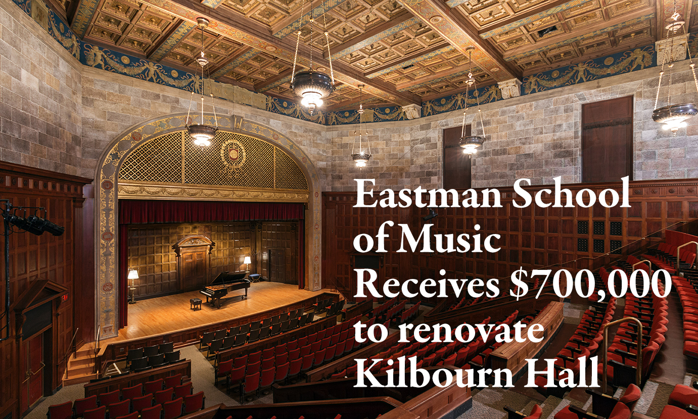 eastman school of music dissertations Long regarded as one of the world's premiere schools of music, the eastman school of music offers a uniquely inspiring array of artistic, scholarly, and creative.