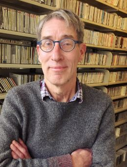 Rick McRae of the Sibley Music Library