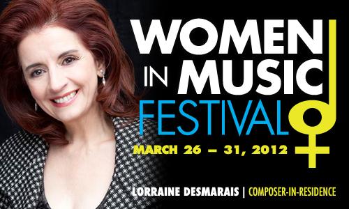 Lorraine Desmarais Women in Music Festival