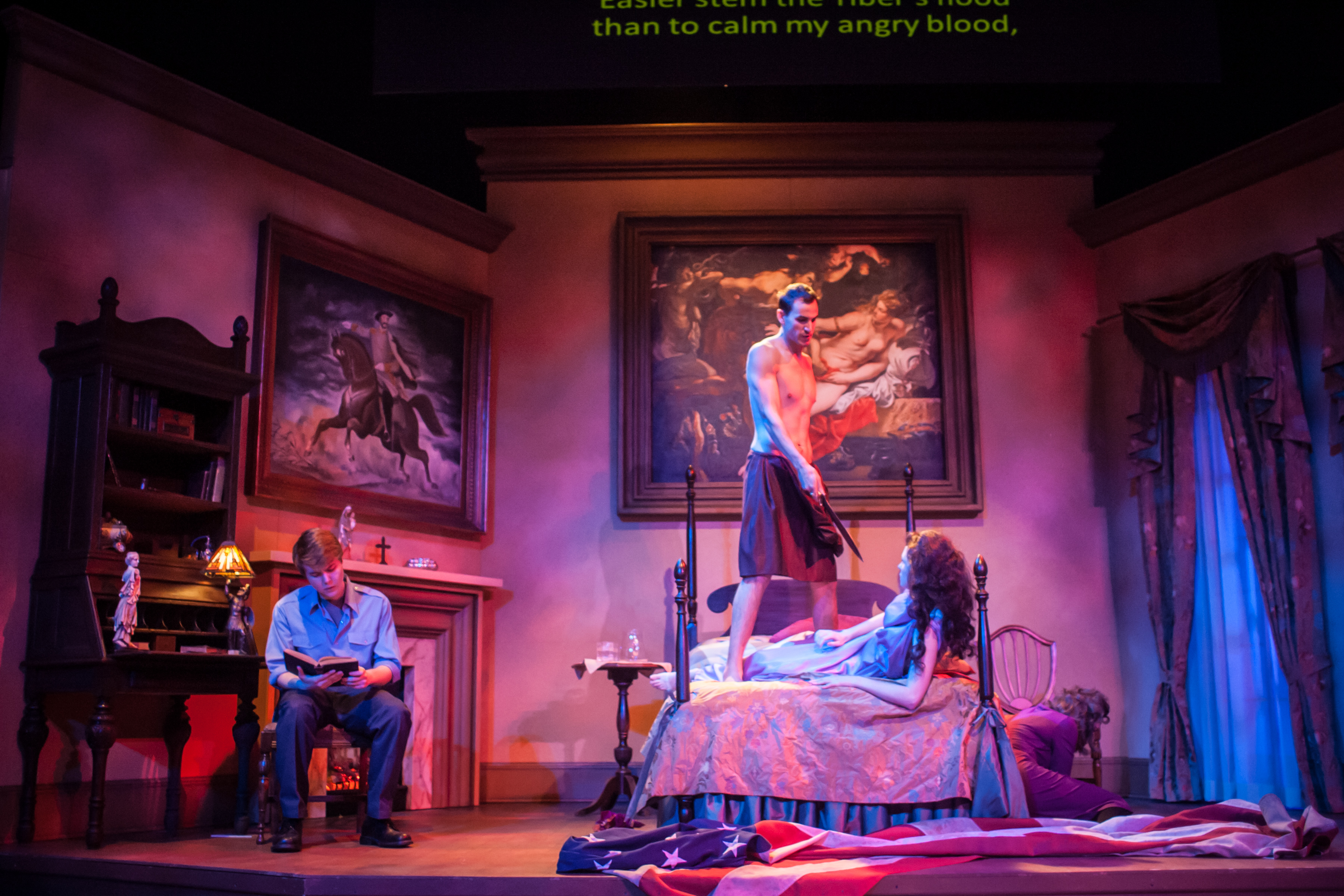 the rape of lucretia Hailed as valuable newcomer to opera production in ireland, oci's inaugural  production of britten's the rape of lucretia won widespread praise from.